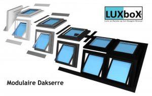 LUXboX modulaire dakserre - logo